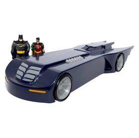 Αυτοκίνητο Batmobile με 2 Φιγούρες 7.5εκ Batman & Robin