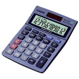 Αριθμομηχανή Γραφείου 12 Ψηφίων Ms-120ter Casio