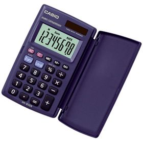 Αριθμομηχανή τσέπης 8 Ψηφίων 6-HS-8VER Casio