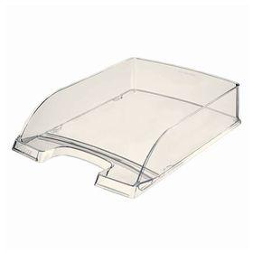 Δίσκος Γραφείου Πλαστικός Διάφανος Α4 Leitz