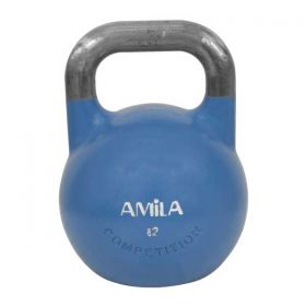 Amila Kettlebell Aγωνιστικό 12kg Μπλε