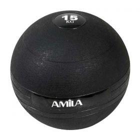 Amila Slam Ball 15kg Μαύρη