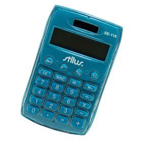 Αριθμομηχανή τσέπης 8 Ψηφίων Stilus SE-116