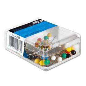 Καρφίτσες Χρωματιστές 4mm