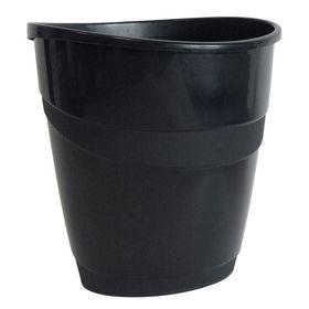 Arda Καλάθι Πλαστικό 16lt Μαύρο