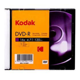 Kodak DVD-R 4,7 Gb 16x Slim