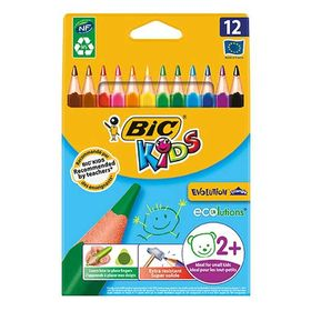 Ξυλομπογιές Bic Kids Evolution Ecolutions