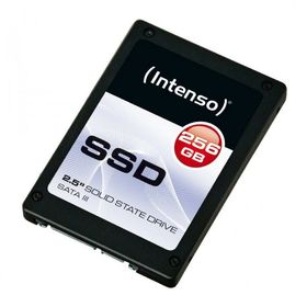 Internal SSD Intenso 256GB 2.5'' SATA III Top