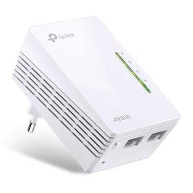TP-LINK AV600 Powerline WiFi Extender TL-WPA4220