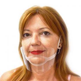 Ασπίδα Προστασίας Στόματος & Μύτης