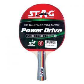 ΡΑΚΕΤΑ PING PONG 320 POWER DRIVE ITTF WITH COVER