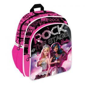 Barbie Τσάντα Πλάτης Υφασμάτινη 1&3Θ. 26x21x10cm