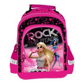 Barbie Τσάντα Πλάτης Υφασμάτινη 2&3Θ. 40x30x14cm