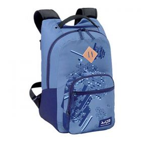 Bodypack Τσάντα Πλάτης 1Θ. 47x31x24,5cm Electro Μπλε