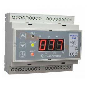 Διαφορικός Θερμοστάτης Ηλιακών Varisol S32