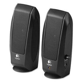 Logitech S120 2.0 Speaker System (Black)