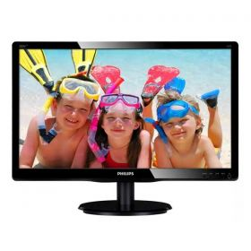 PHILIPS 200V4LAB2 Led Monitor 20'' with speakers