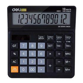 Αριθμομηχανή γραφείου 12 Ψηφίων M011 20 Deli