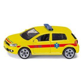 Αυτοκινητάκι Ασθενοφόρο VW Golf 6 Ελληνικό