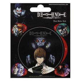 Αυτοκόλλητα 10x12.5εκ Death Note
