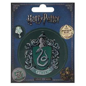 Αυτοκόλλητα 10x12.5εκ Slytherin (Harry Potter)