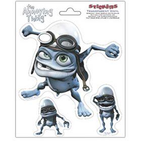 Αυτοκόλλητα Crazy Frog SD180012