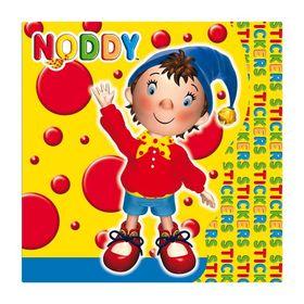 Βιβλιαράκι με Αυτοκόλλητα Noddy SD125017