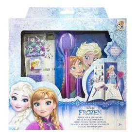 Ημερολόγιο με Σετ Σχολικών Frozen