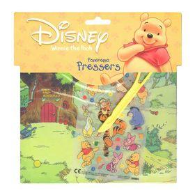Κολλητήρια Winnie the Pooh (3 Σχέδια)