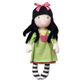 Κούκλα 30εκ Heartfelt Λαχανί (Gorjuss)