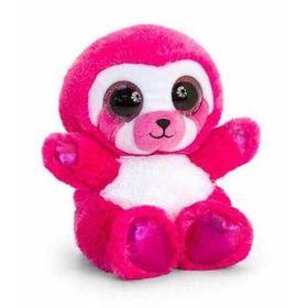 Λούτρινα 15εκ Animotsu Βραδύπους Ροζ