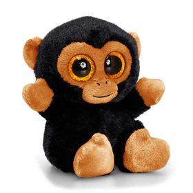 Λούτρινα 15εκ Animotsu Χιμπατζής