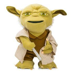 Λούτρινο με Κίνηση και Ήχο 40εκ Yoda (Star Wars)