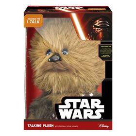 Λούτρινο που Μιλάει 38εκ Chewbacca (Star Wars)