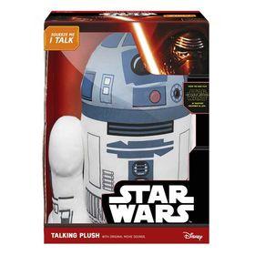 Λούτρινο που Μιλάει 38εκ R2-D2 (Star Wars)