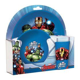 Παιδικό Σετ 3τεμ Avengers