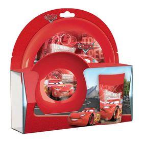 Παιδικό Σετ 3τεμ Cars