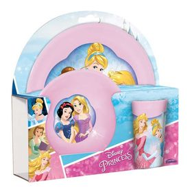 Παιδικό Σετ 3τεμ Princess
