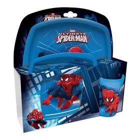 Παιδικό Σετ 3τεμ Spiderman