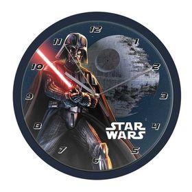 Ρολόι Τοίχου 25εκ Star Wars