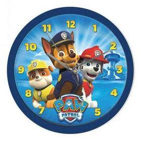 Ρολόι Τοίχου Paw Patrol
