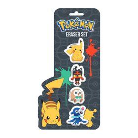 Σβήστρα Pokemon Σετ 4τεμ
