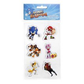 Σβήστρες Sonic Boom 6τεμ
