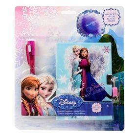 Σετ Ημερολόγιο και Στυλό Frozen