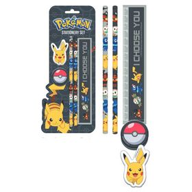 Σετ Σχολικών Pokemon 5τεμ
