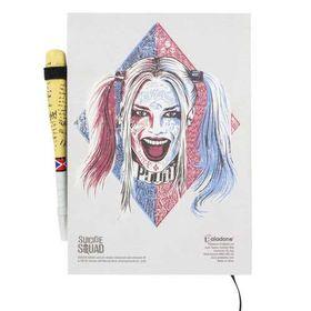 Σημειωματάριο με Στυλό Harley Quinn
