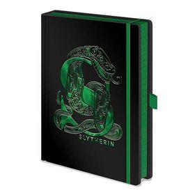 Σημειωματάριο A5 Slytherin (Harry Potter)