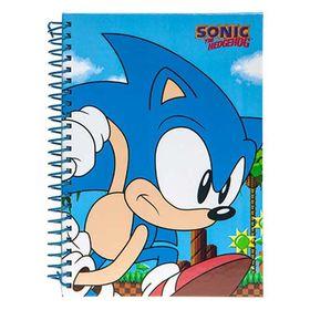 Σημειωματάριο A5 Sonic Classic (2 Σχέδια)