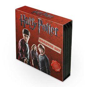 Σουβέρ 4τεμ Harry Potter