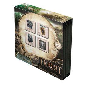 Σουβέρ 4τεμ. The Hobbit
